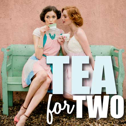 Tea for two Detox