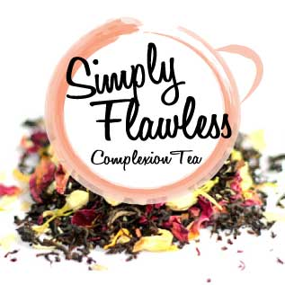 Simply Flawless Complextion Acne Free Tea